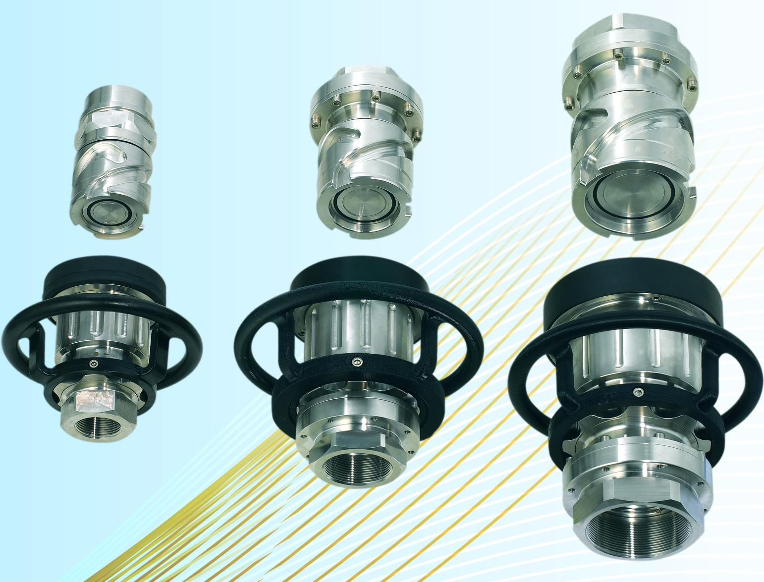 Stäubli ist einer der weltweit führenden Hersteller von Schnellkupplungssystemen für Flüssigkeiten, Gase und elektrische
